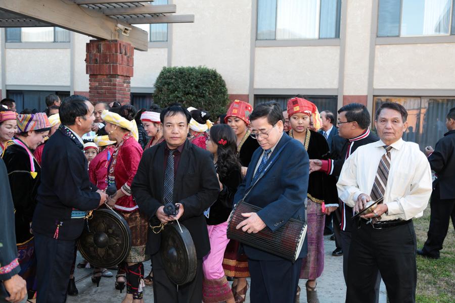 Khmu New Year In Fresno