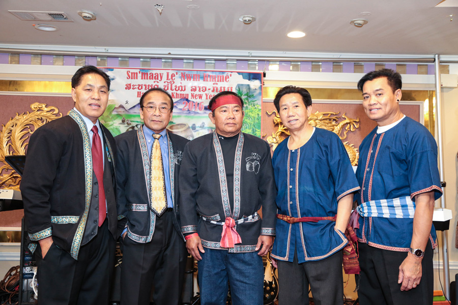 Khmu New Year In Orange County