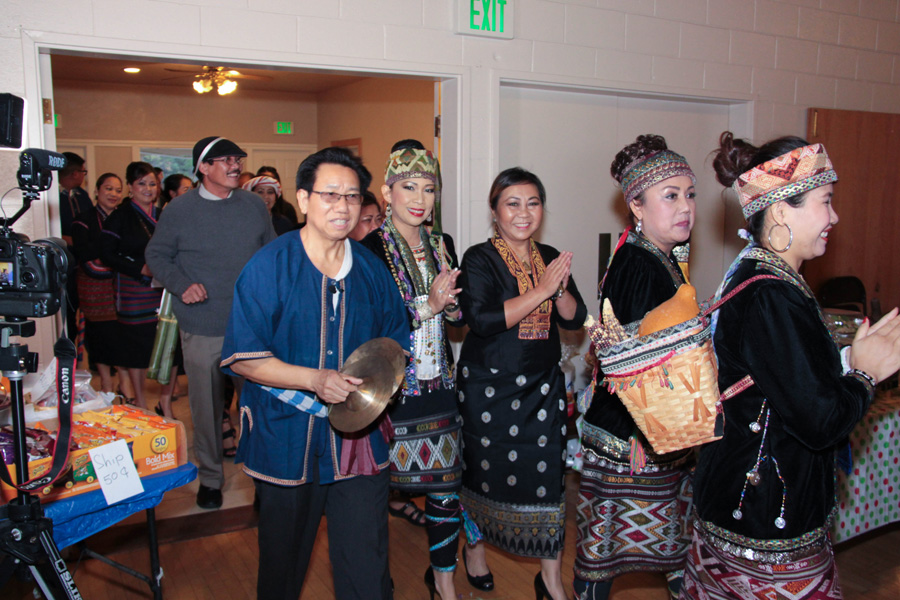 Khmu New Year In Stockton